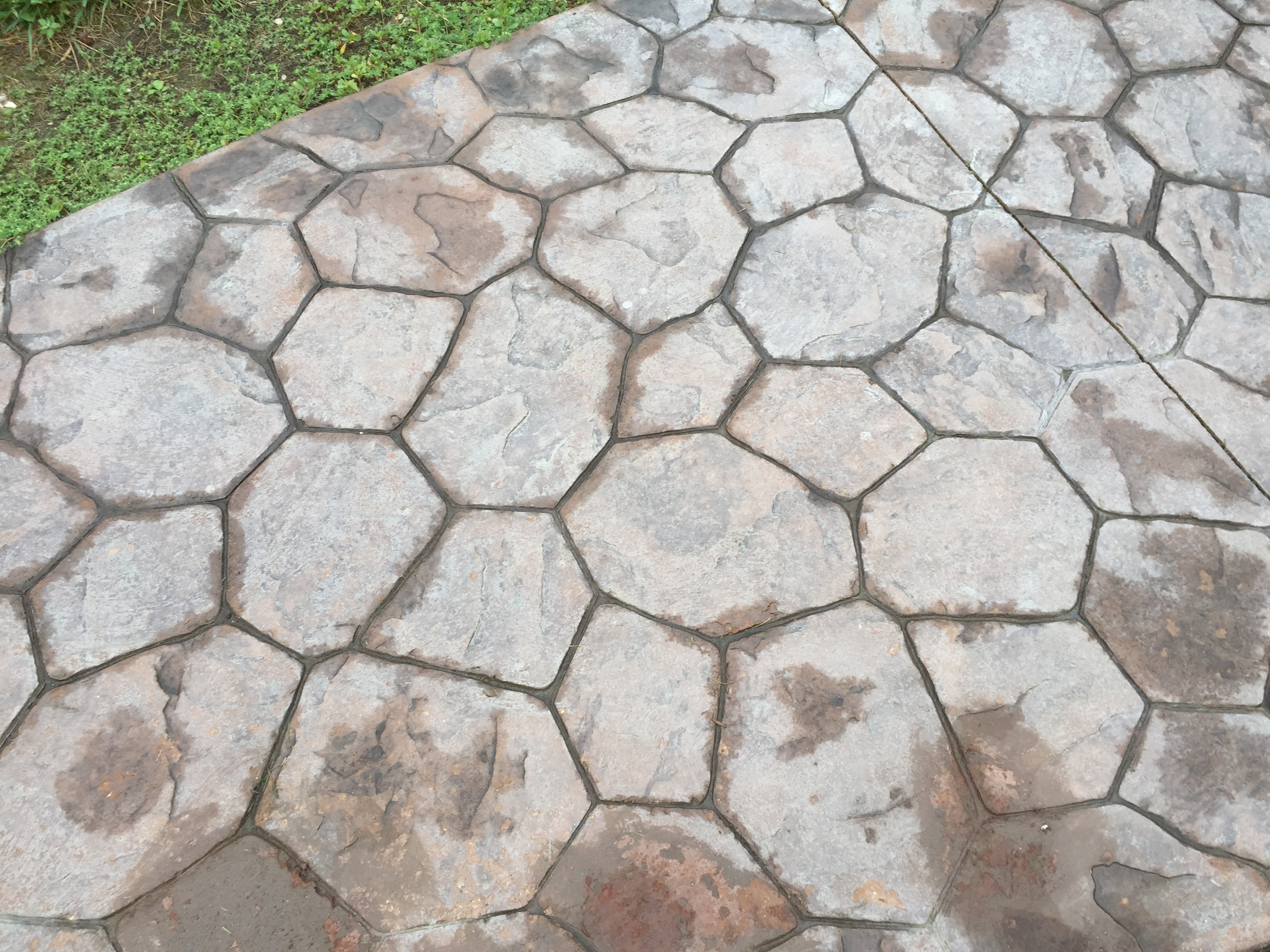 Concrete Sealing ,Stamped Concrete Sealed,Exposed Aggregate